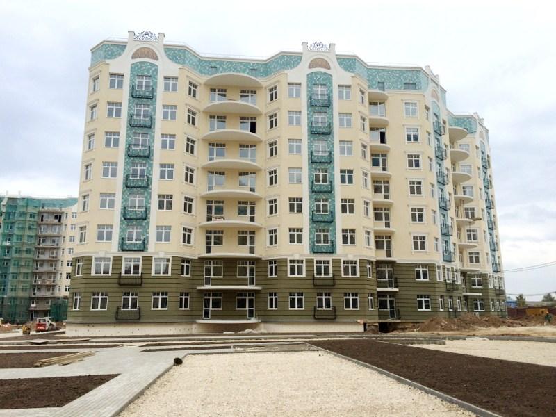 ЖК Лагуна жилой комплекс