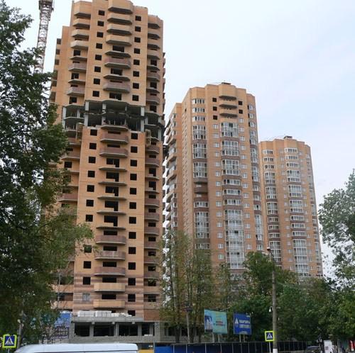 ЖК Парк Толстого жилой комплекс