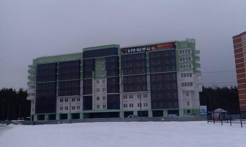 ЖК Сосновый парк