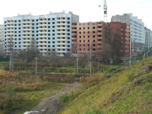 ЖК на Волоколамском шоссе