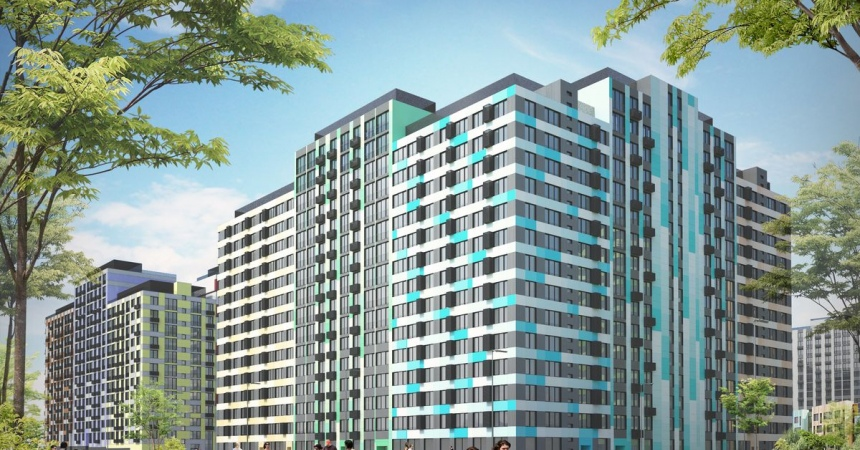 ЖК Новый жилой комплекс