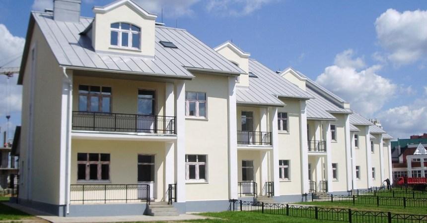 ЖК Новая Пальмира жилой комплекс