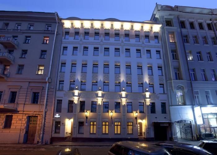 Клубный дом на Арбате (Апартаменты)