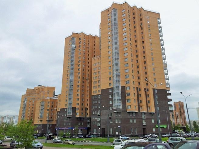 ЖК Первый деловой дом жилой комплекс