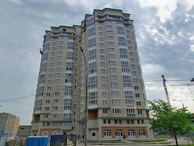 ЖК Теплый край жилой комплекс