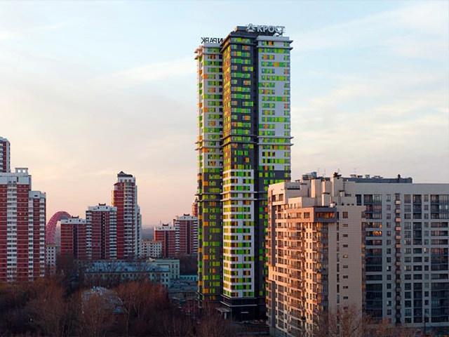 ЖК Вилланж жилой комплекс