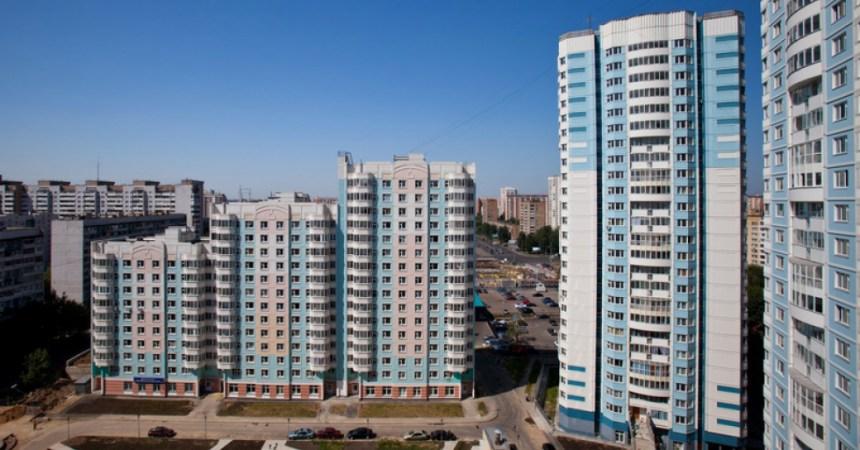 ЖК Заповедный уголок жилой комплекс