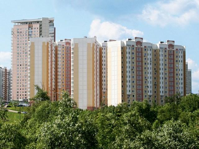 New Переделкино жилой комплекс