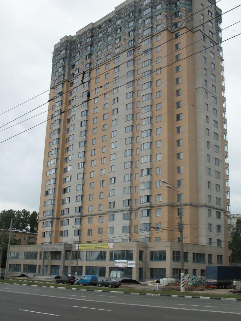 ЖК Коктебель жилой комплекс