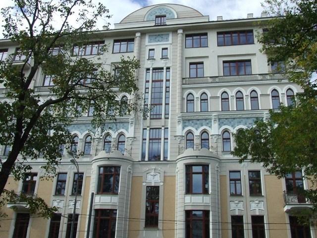 ЖК Русский Модерн жилой комплекс
