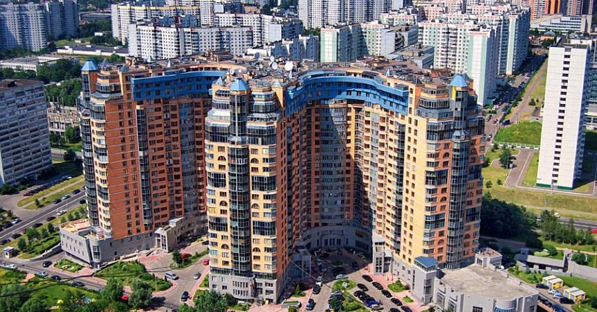 ЖК Корона жилой комплекс