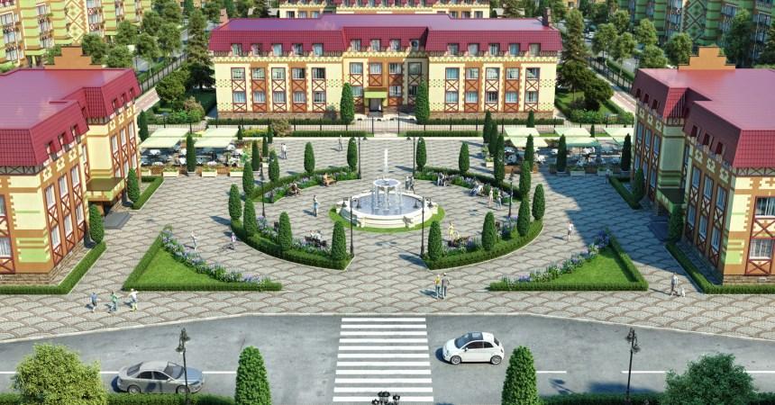 ЖК Изумрудная Долина жилой комплекс  ул.Ярцевская