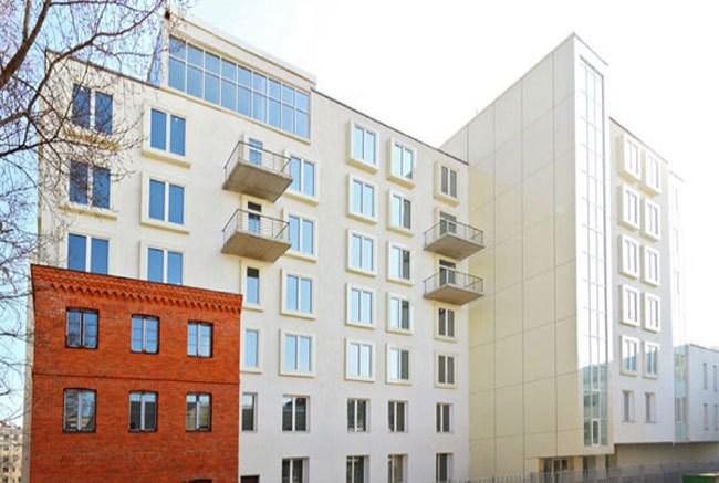 ЖК Дом на Гиляровского жилой комплекс
