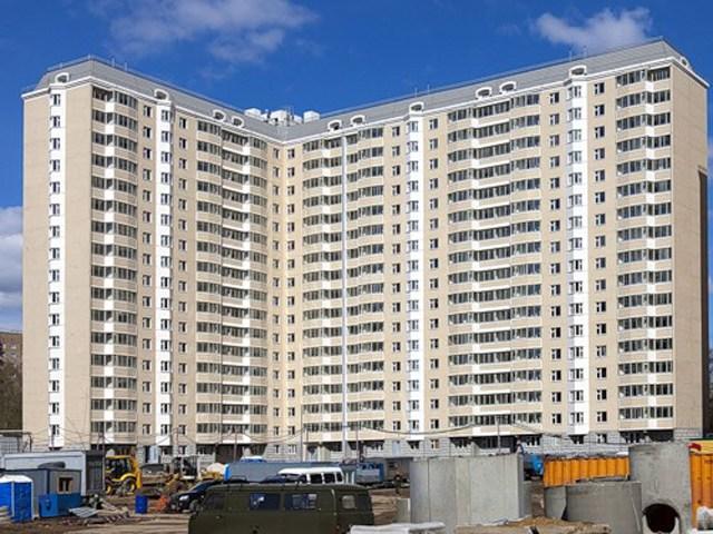 ЖК Алексеево жилой комплекс
