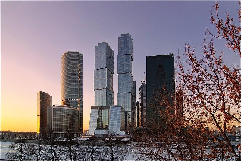 МФК Город столиц (ММДЦ «Москва-Сити»)