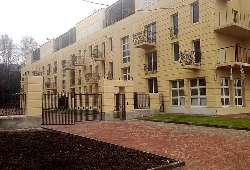 ИЖК Березки инновационный жилой комплекс