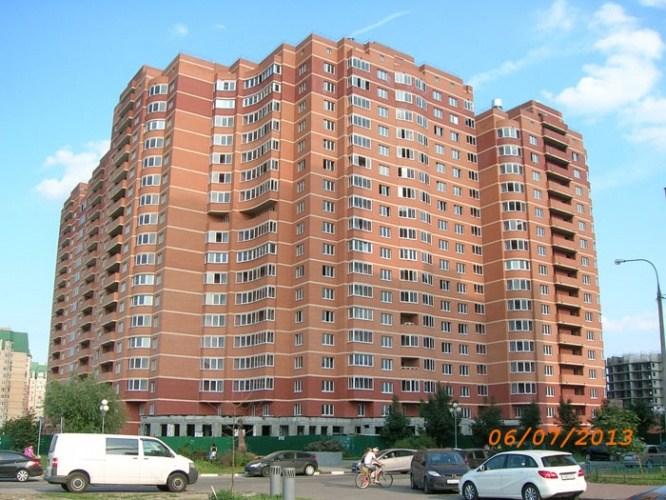 Жилой комплекс на ул. Угрешская
