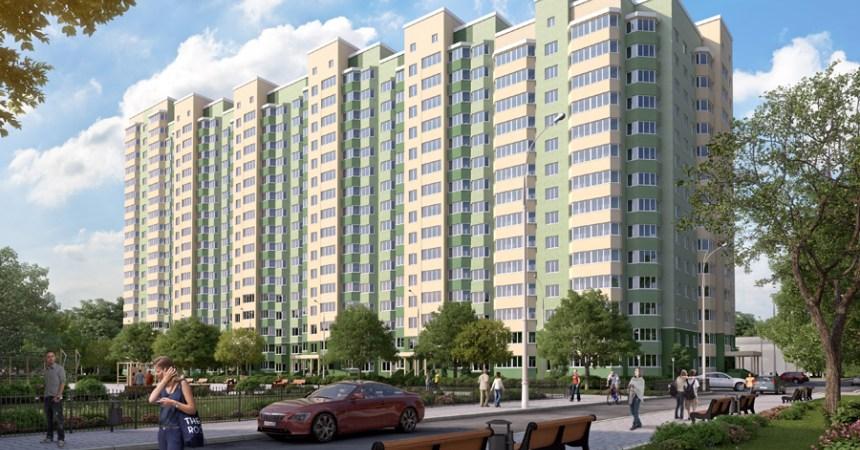 ЖК Зеленая Москва (Зеленая Москва-2,3)