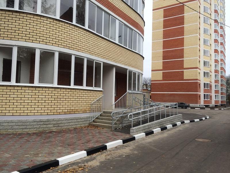 Дом на ул. Комсомольской