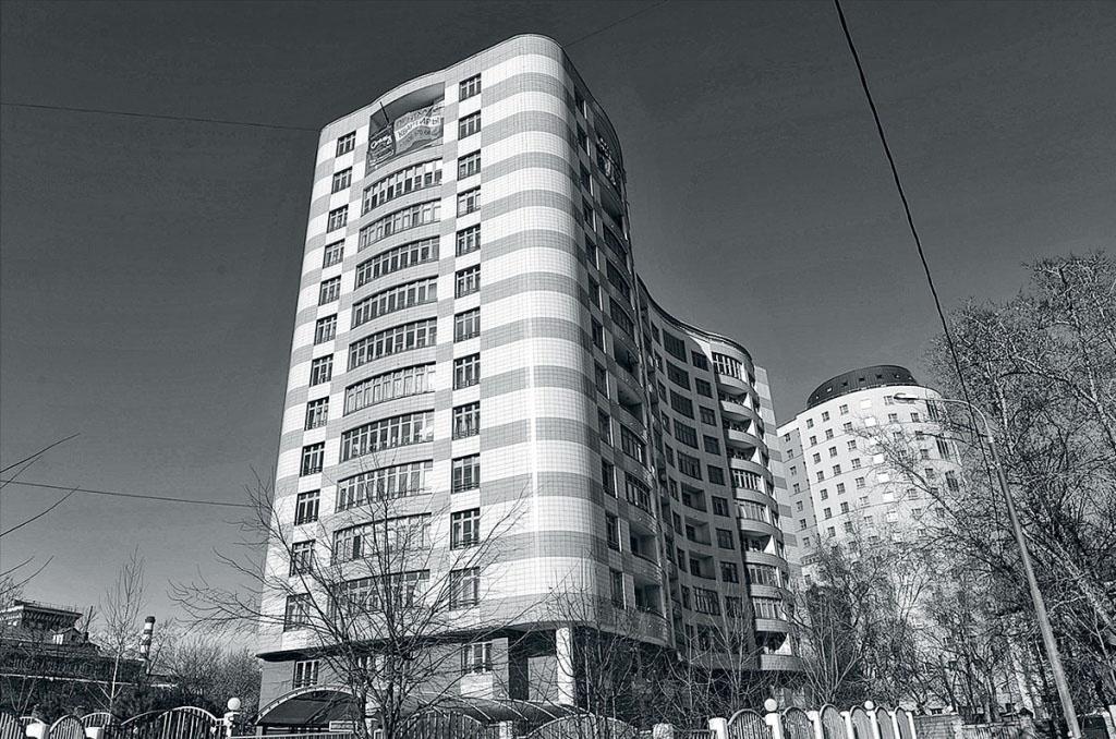 ЖК Тверская Плаза жилой комплекс