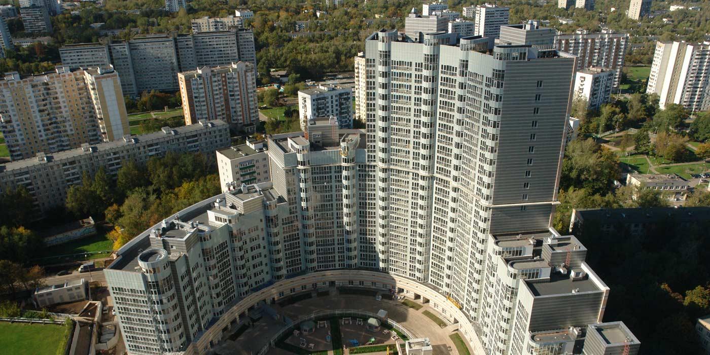 ЖК Айвазовский жилой комплекс (прежние назв. – Азовская ривьера)