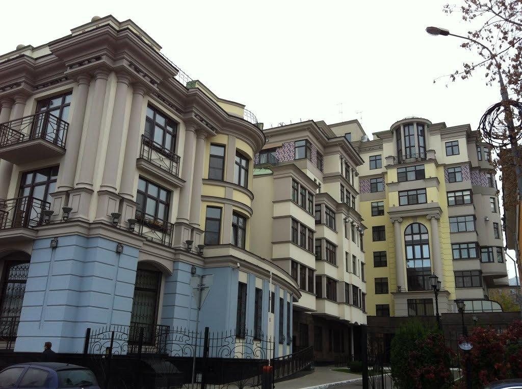 ЖК Дом на Озерковской жилой комплекс