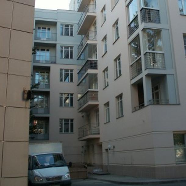 ЖК Дом в центре легенды жилой комплекс