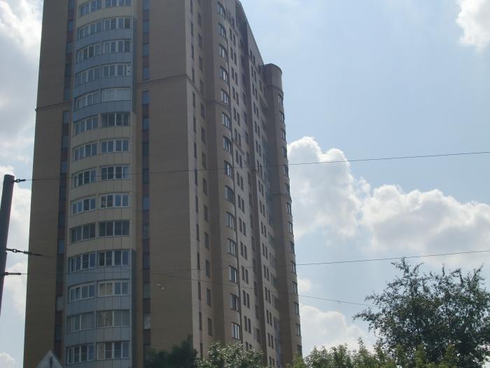 Новостройка Проспект Буденного
