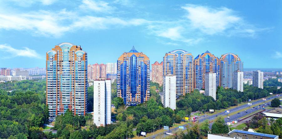 ЖК Квартал на Ленинском жилой комплекс (Ленинский пр-т, 126)