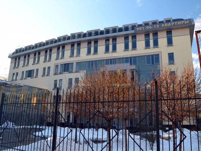 ЖК Клубный Дом жилой комплекс Novel House