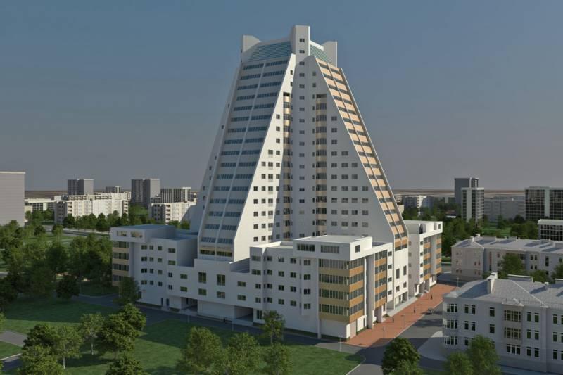 ЖК Пирамида