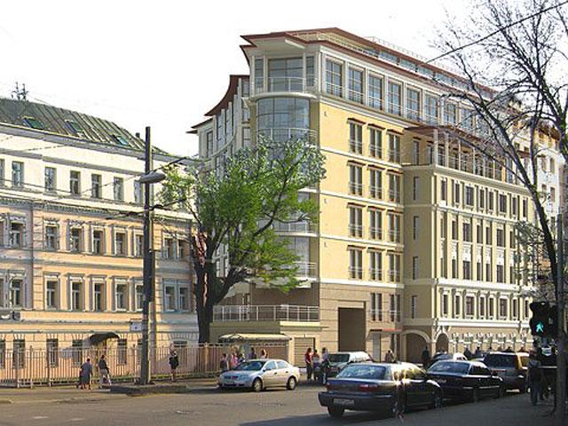 ЖК Дом на Селезневской жилой комплекс