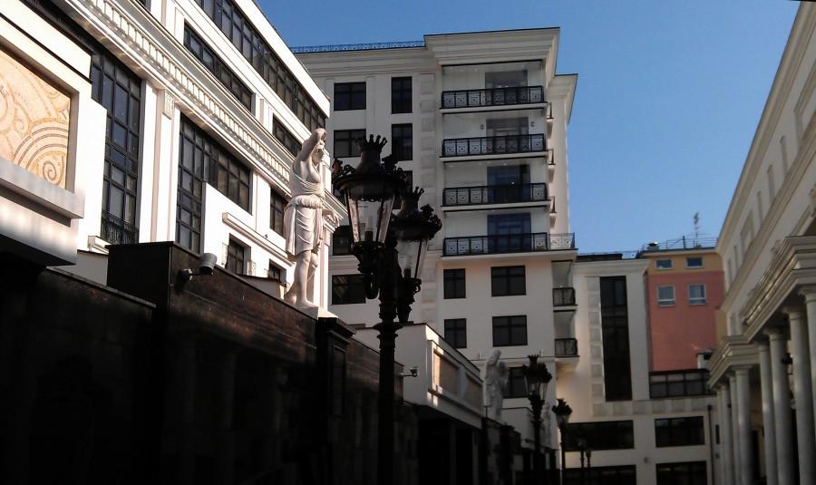 ЖК Резиденция Чистые Пруды жилой комплекс