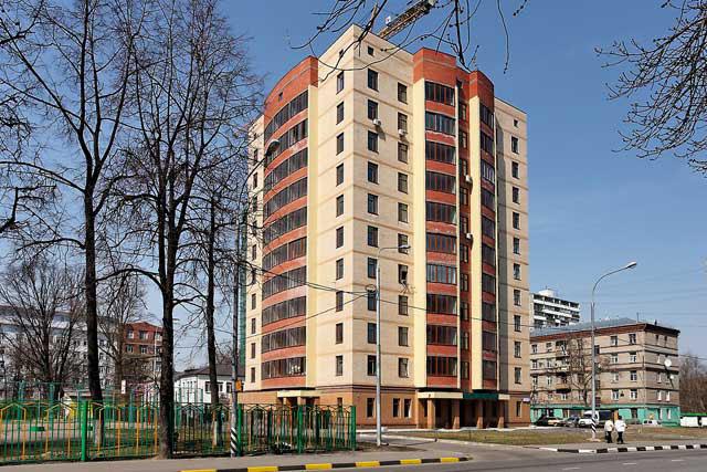 ЖК Старопетрово жилой комплекс