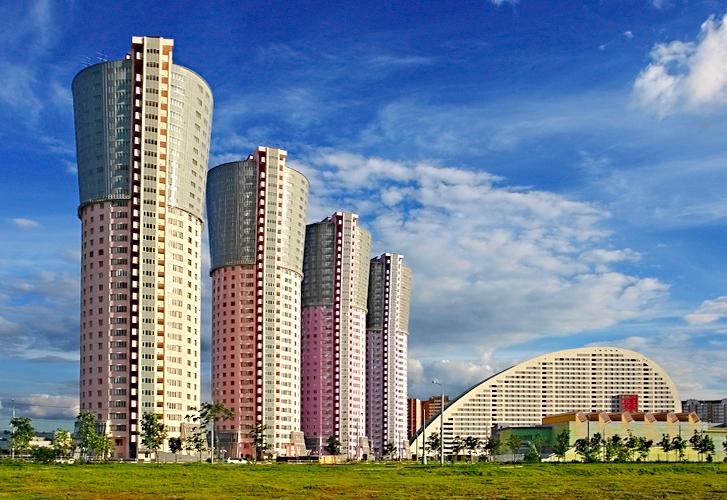 ЖК Гранд-Парк жилой комплекс  г.Москва, 3-я очередь