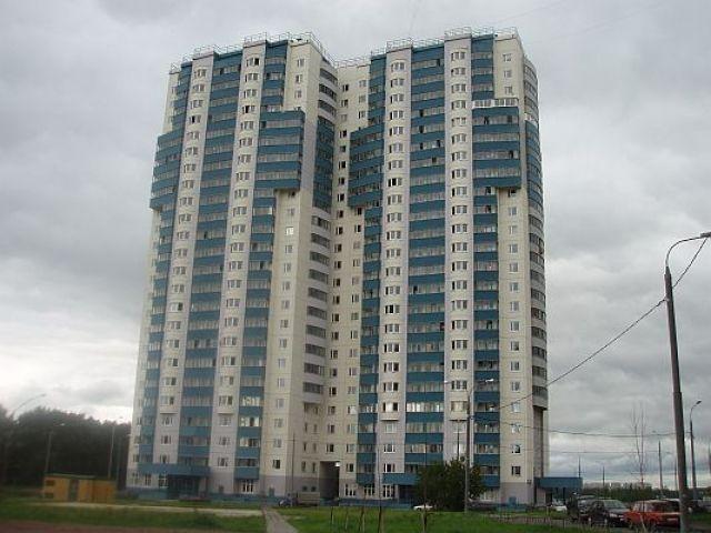 Новостройка Кожухово мкр. 1, корп. 4, 5