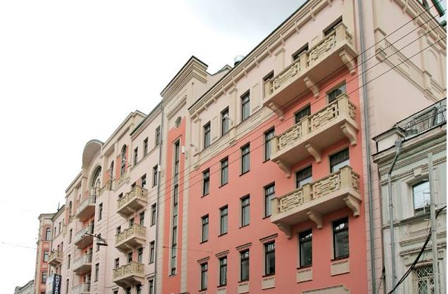 ЖК Дом Удачи жилой комплекс
