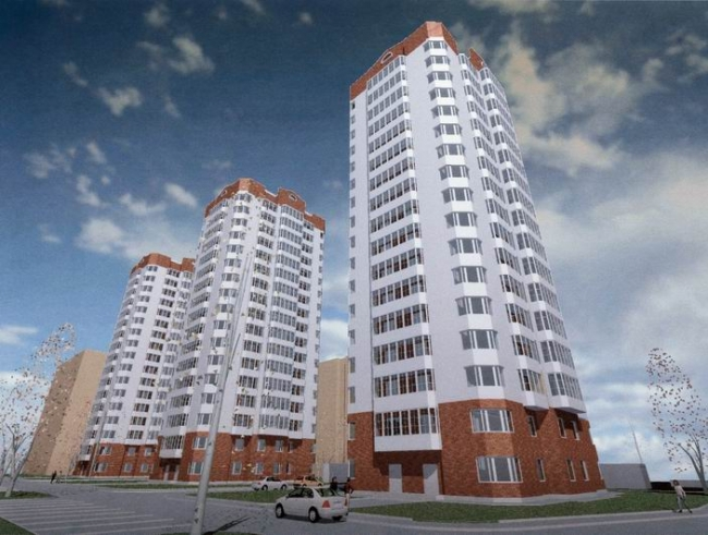 ЖК Северное Трио жилой комплекс