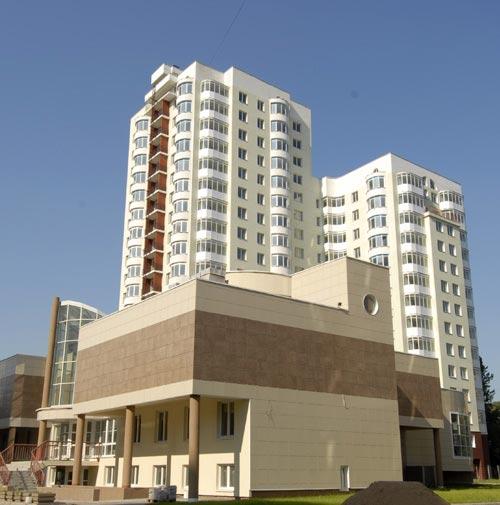 ЖК Ривер-Хаус жилой комплекс