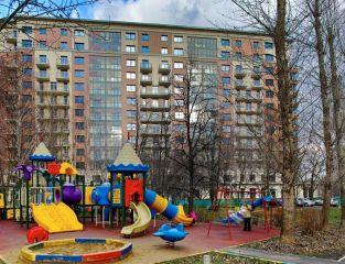 ЖК Клубный дом на Молодогвардейской  жилой комплекс