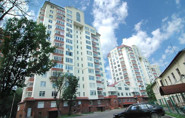 ЖК Каскад жилой комплекс  Клинская ул., 3, корп. 1