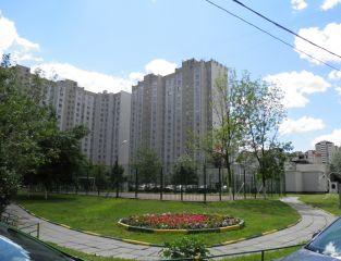 Жилой дом в Северное Бутово