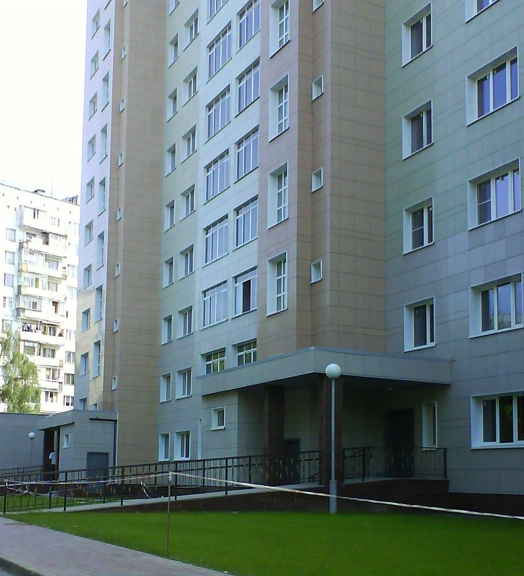 ЖК Звезда Фабрициуса жилой комплекс