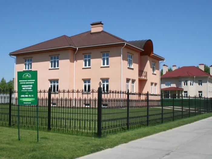 Коттеджный комплекс «Рависсант» (Ravissant) д. Каменка, ул. Борисовская