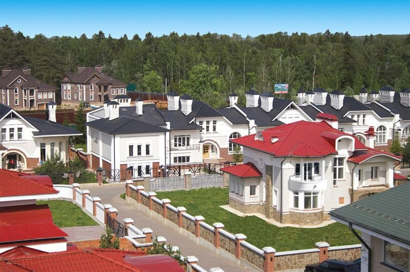 Коттеджный поселок «Новое Лапино»