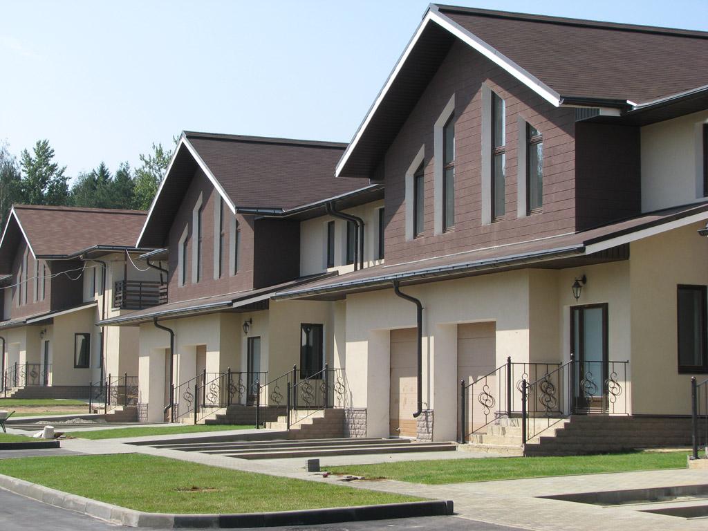 Поселок таунхаусов Резиденция «Лесной Городок»