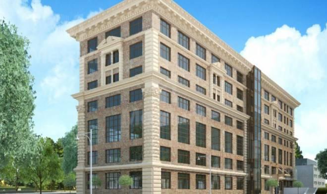 Комплекс апартаментов  LOFT 151 (ЛОФТ 151)