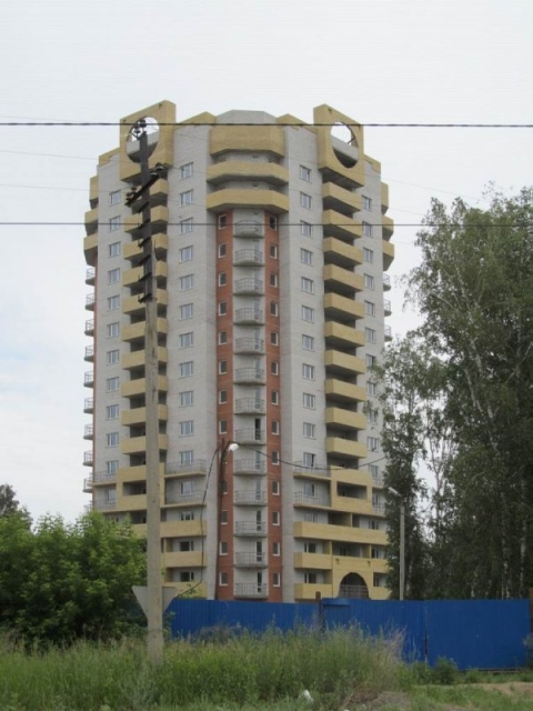 Новостройка ул. Ватутина