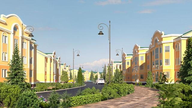 Городской квартал Троицкая слобода