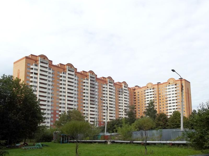 Новостройка Голицыно